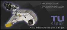 Torcup 1 Drive Hydraulic Torque Wrench Model Tu 3 3300 Ftlbs Max Torque