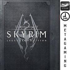 The Elder Scrolls V: Skyrim - Legendary Edition - PC STEAM Game - NO CD