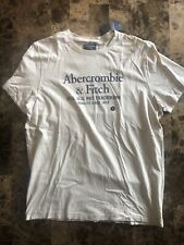 Abercrombie & Fitch Mens Short Sleeved T Shirt Size XL NEW