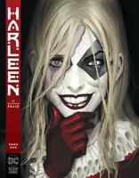 Harleen #1, 2 & 3 FULL SET (Harley Quinn, Joker, DC Black Label) First Printings