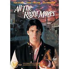 All The Right Moves DVD   A1