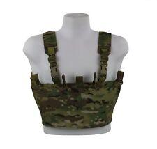 Beez Combat Systems AR Chest Rig 4 magazine GRID Multicam