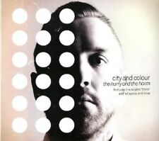 CITY AND COLOUR - THE HURRY AND THE HARM  CD NEU