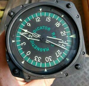 Radio Magnetic Indicator ID250 - aircraft instrument / Bordinstrument Flugzeug