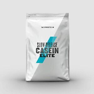 Myprotein Elite Casein Slow-Release protein 1kg - Chocolate