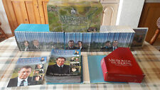 Midsomer Murders Official DVD Collection 64 DVDs and Magazines Complete Box Set