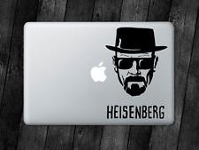 Breaking Bad Sticker Heisenberg Walt Decal For Apple MacBook Mac iPad Laptop Car
