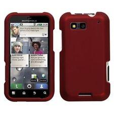 Étuis, housses et coques etuis, pochettes rouges pour téléphone mobile et assistant personnel (PDA) Motorola