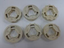 Complete set of 6 Singer Futura 900 920 1036 Double Sided Decorative Stitch Cams