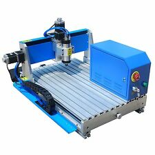 800W hotsale cheap mini 3D cnc router 4060 for sigh making and atrwork engraving