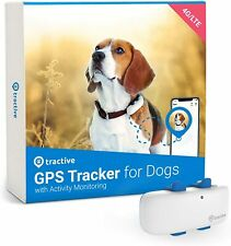 GPS Tracker Tractive 4 Dogs with 6 months premium subscription BNWOB RRP £78