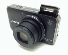 Canon PowerShot SX210 IS negro