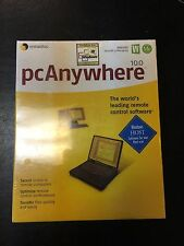 Symantec pcAnywhere 10.0 Windows Me 2000 NT 4 98 95 New in Box