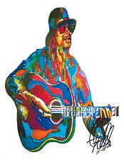 Kid Rock, Singer Sognwriter, Guitar, Guitarist, Rap Metal, 8.5x11 PRINT w/COA 2