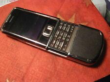 100% Original Nokia 8800 Arte Sapphire 1GB Selten) Tastatur: arabisch & englisch