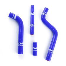 Blue Silicone Radiator Coolant Hose Kit for 96-01 Yamaha YZ250 YZ125 1996-2001