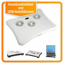 Laptopkühler Notebookkühler Notebook Laptop Cooling Pad Kühler Lüfter mit 4x USB