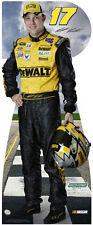 MATT KENSETH #17 (DeWalt) NASCAR Life Size Standup/Standee/Cardboard FREE MINI