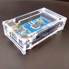 Acryl Kristall transparente Gehäuse Box Schutzhülle Für Arduino MEGA2560 R3