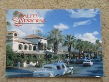 ..POSTCARD.PALM CANYON DRIVE PALM SPRINGS.POSTED 28.12.1998.STAMP 50c.