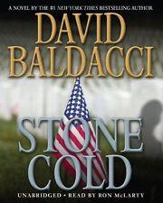 David BALDACCI / STONE COLD              [ ABR Audiobook ]