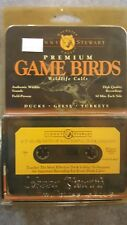 Johnny Stewart Wildlife calls cassette Secrets of Successful Duck Calling