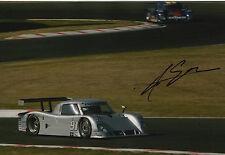 Marc Goossens Hand Signed 12x8 Photo Grand-Am Rolex Sports Car Series 1.