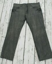 FUSAI 1997 Mens Straight Leg Fitted Jeans Tag Size 38x30 Measures 38x29