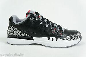 NIB! Jordan x Federer Nike Zoom Vapor AJ3 Men Size 11 709998 010 (#3270)