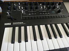 Korg Monologue Synthesizer inklusive Stromkabel