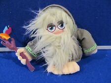 Moshi Monsters Elder FuriPlush Soft Toy VGC 18cm approx