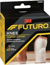 Futuro KNEE SUPPORT 76588 Mild Support for All Day Use -  LARGE