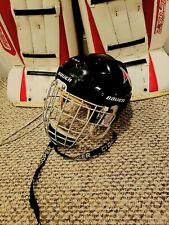 1998 Hasek Replica Mask - Vintage Cooper SK2000M Ice Hockey Helmet