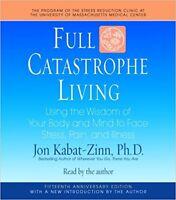 Full Catastrophe Living: Jon Kabat-Zinn Audiobook Abridged 5CDs