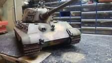 1/16 Scale Vintage Tamiya King Tiger Tank Pro painted