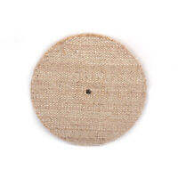 "2""-12"" Sisal Cloth Polishing Wheel Buffing Pad Disc for Stainless Steel Metal"
