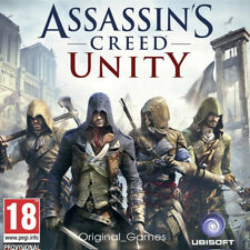 Assassin's Creed Unity uplay cd Key PC GLOBAL Full Game Digital Download Code