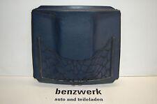 Mercedes W124 Gepäcknetz + Verkleidung blau 1.Serie Mopf0 1249100139 0406003