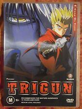 Trigun - Gung-Ho-Guns : Vol. 4 (DVD, 2003, Region 4) L1