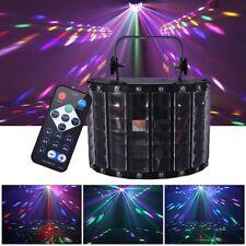Sound Active LED Light Laser RGB DMX 512 Effect Stage Lighting DJ Party Disco