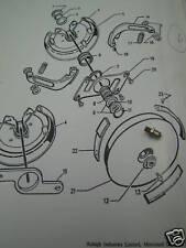 6A / mobylette / cyclomoteur / AV47 / AV48 / AV49 / av54 / av56 / AV59 / AV65 / AV68 / embrayage graisse mamelon