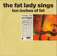 "THE FAT LADY SINGS ten inches of fat YZ 560 TE uk east-west 1991 10"" PS EX/EX"