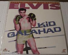 ELVIS PRESLEY - Kid Galahad LASERDISC Deluxe Letter Box