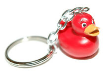 RED RUBBER DUCK KEY CHAIN (KC001)