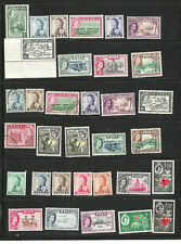 Fiji M.N.H.  M.H. & Used Stamps Lot 4