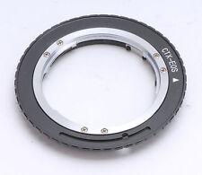Adattatore Contax Yashica C / Y lente per Canon EOS 1Ds 5D 5DII 7D 550D 450D 600