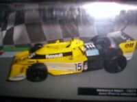 RENAULT RS 01 - 1977 - JEAN-PIERRE JABOUILLE -SCALA 1/43