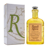 Royall Spyce by Royall Fragrances 8 oz Aftershave Lotion for Men New In Box