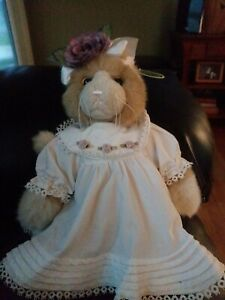 Bearington Bear Collection –Kitty Duright - 16 Inches Retired 2004