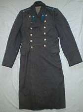 Russian Soviet Military Army Aviation Coat Uniform Officer Overcoat USSR Tall